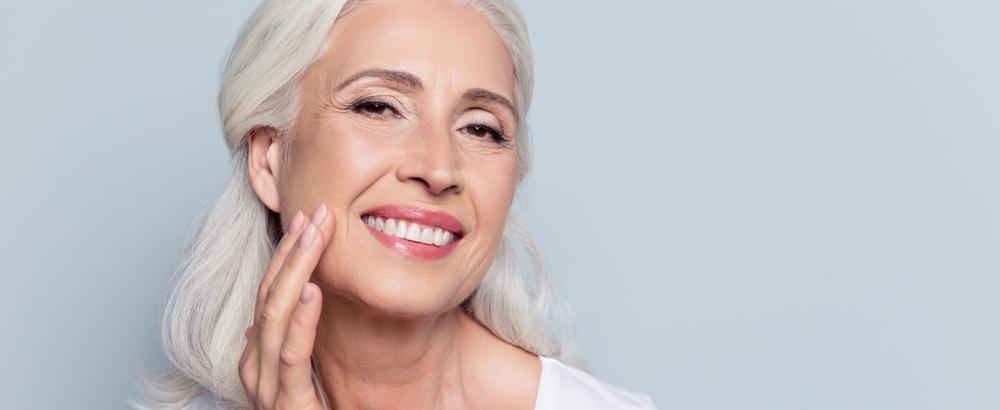 Възрастови промени на кожата, свързани с естрогените