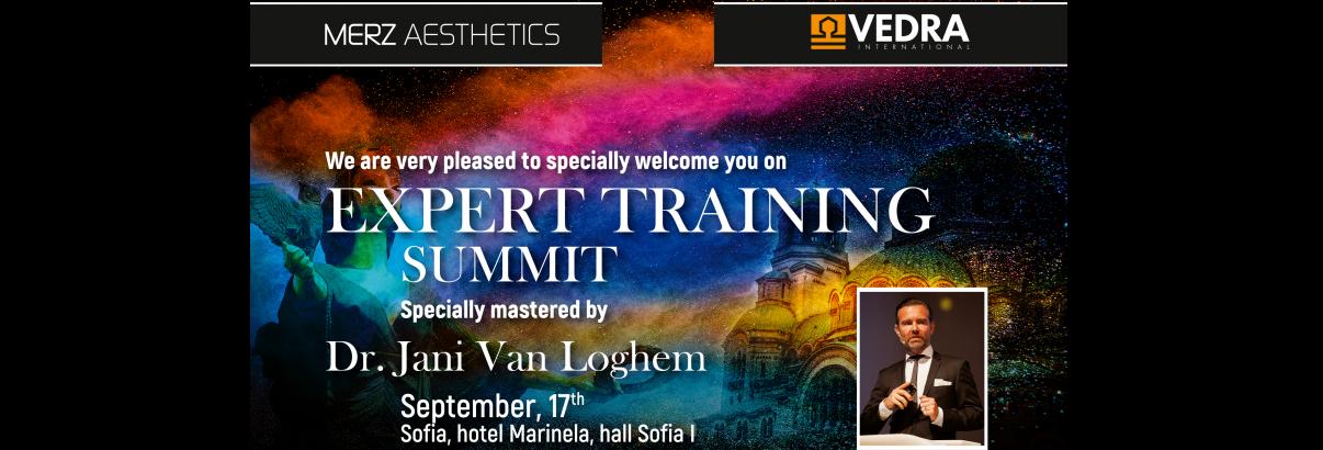 Експертни срещи на Мерц Естетикс – в България с доктор Яни Ван Логем