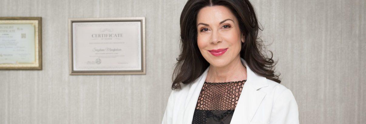"""Д-р Снежана Манджукова: """"Контурирането на лице гарантира свежа естествена визия"""""""